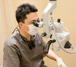 調布駅の歯科・歯医者宮本デンタルクリニック調布の精密治療